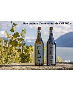 Bon Cadeau  CHF 100.-